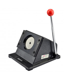 Outil de découpe pour badges et magnets de diamètre 56mm