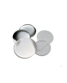 Pièces pour 100 badges clip 56mm