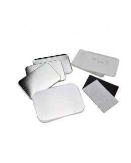 Pièces pour 100 magnets 60x40mm