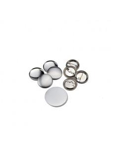 Pièces pour 500 badges 25mm