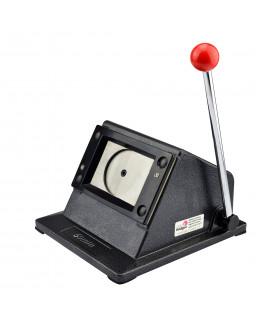 Outil de découpe pour badges et magnets de diamètre 50mm